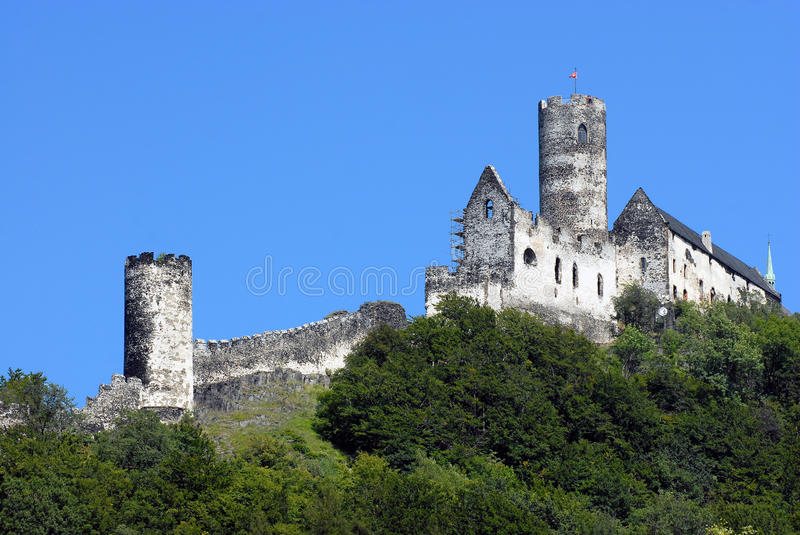 Download Castle Bezdez stock photo. Image of medieval, wall, castle - 25396534