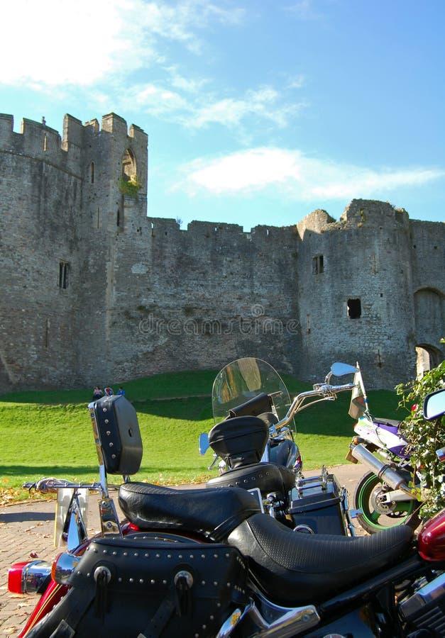 Download Castle bikes stock photo. Image of bikes, heritage, park - 16969820