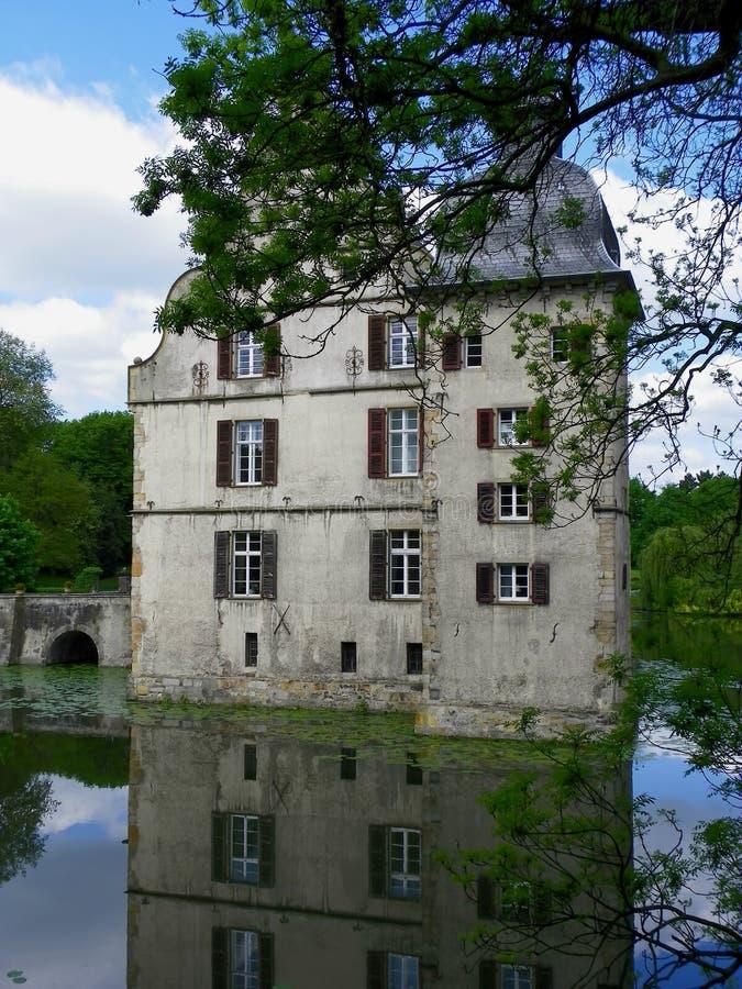 Castle Bodelschwingh royalty free stock photos