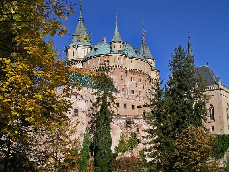 Download Castle Bojnice stock image. Image of bojnice, travel - 16874067