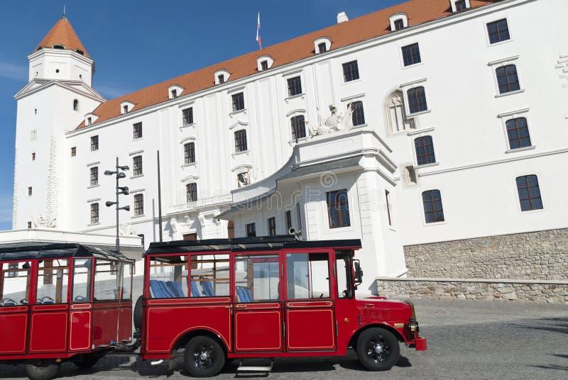 Castle, Bratislavs, Σλοβακία στοκ φωτογραφίες με δικαίωμα ελεύθερης χρήσης