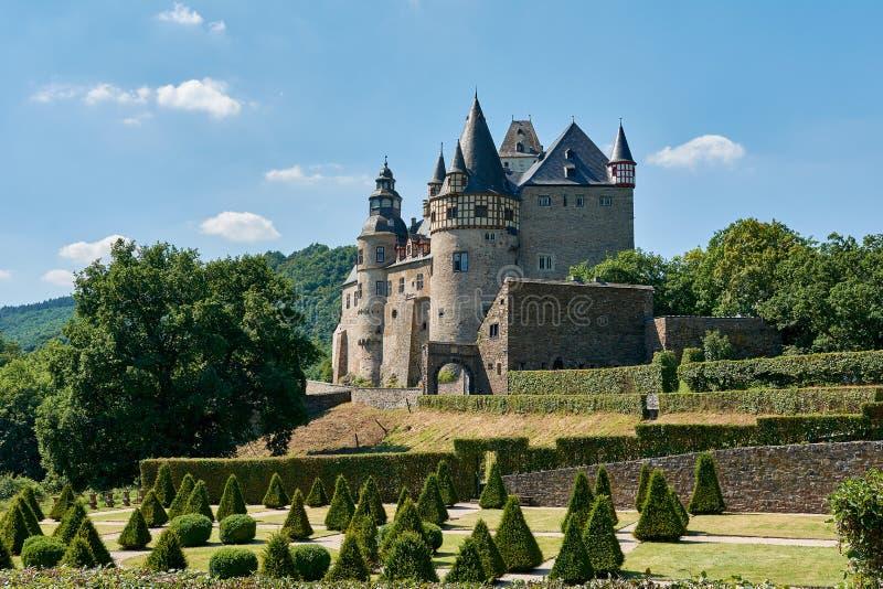 Castle Buerresheim stock image