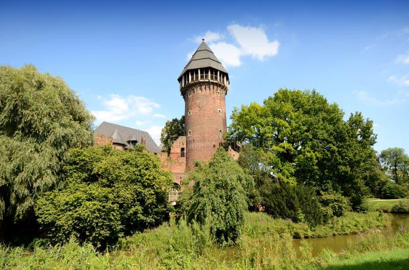 Download Castle - Burg Linn Royalty Free Stock Images - Image: 28164229