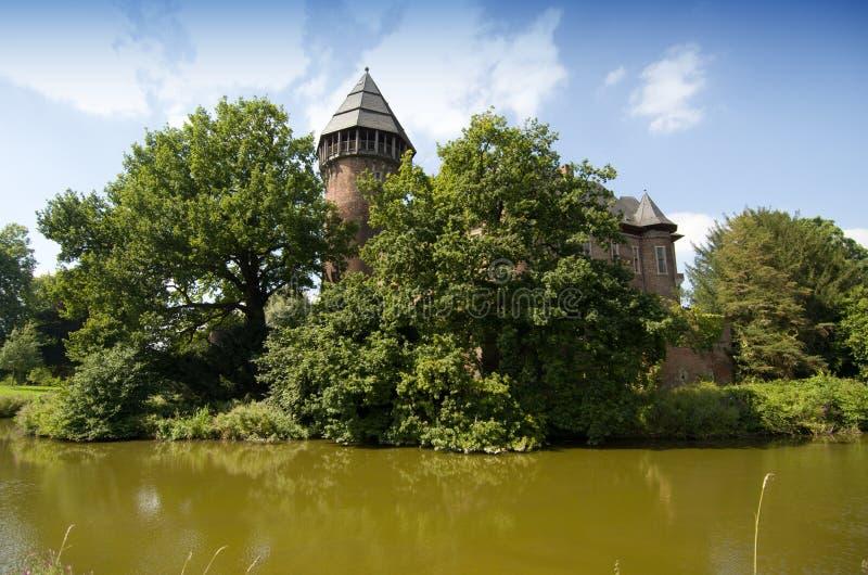Download Castle - Burg Linn stock image. Image of linn, krefeld - 28164309