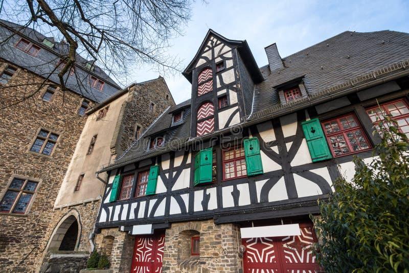 Castle burg solingen germany. The castle burg solingen germany royalty free stock images