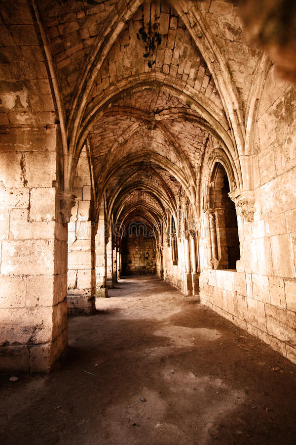 castle chevaliers de krak στοκ φωτογραφία με δικαίωμα ελεύθερης χρήσης