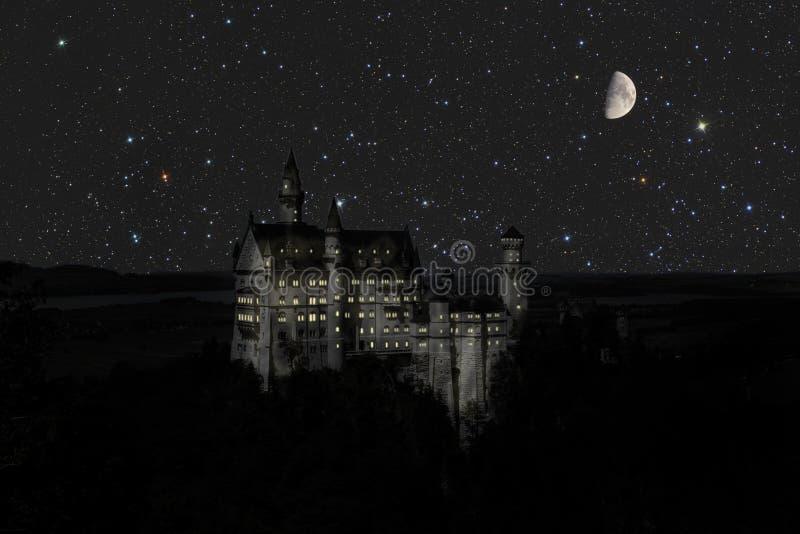 Download Castle Cinderella stock illustration. Image of romantic - 28812645