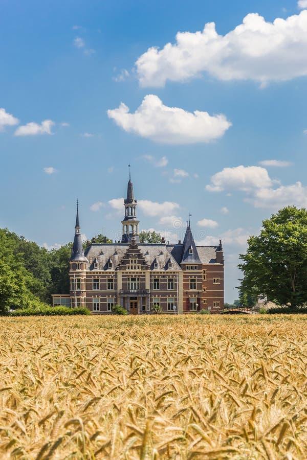Castle Cloese near historic town Lochem. Netherlands stock image