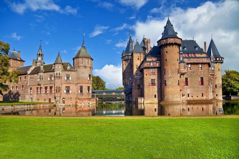 Castle De haar royalty free stock images