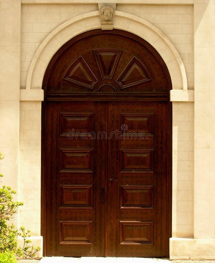 Free Castle Door Royalty Free Stock Photos - 148318