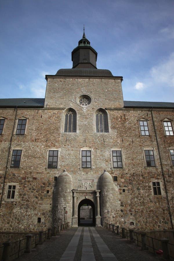 Castle Entrance Royalty Free Stock Photos