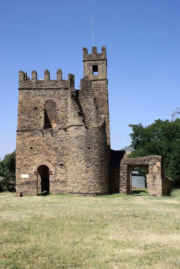 Download Castle In Ethiopia Royalty Free Stock Photography - Image: 22793227