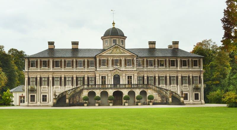 Castle Favorite, Germany stock photos
