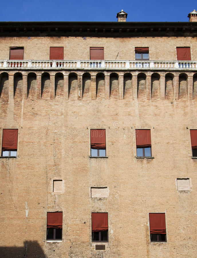 Download Castle Of Ferrara Royalty Free Stock Image - Image: 19062046