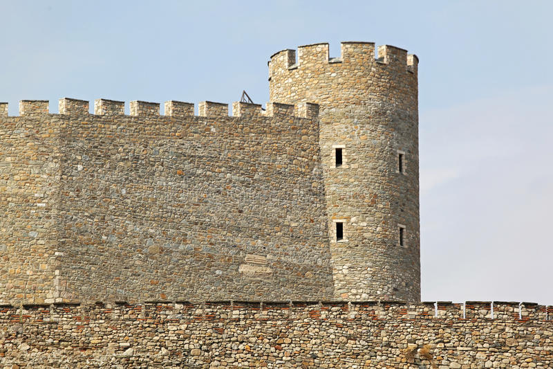 Castle fort stock photos