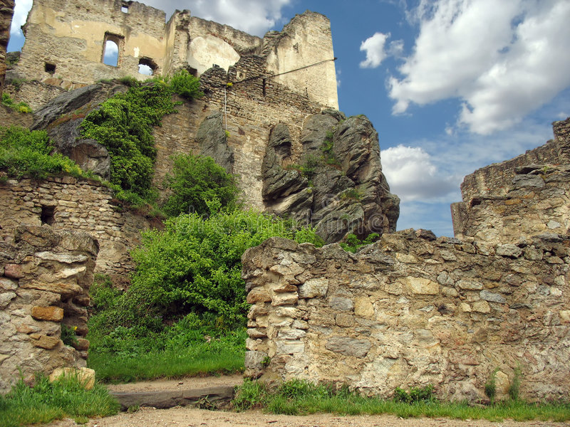 Download Castle Fortress Royalty Free Stock Images - Image: 6052029