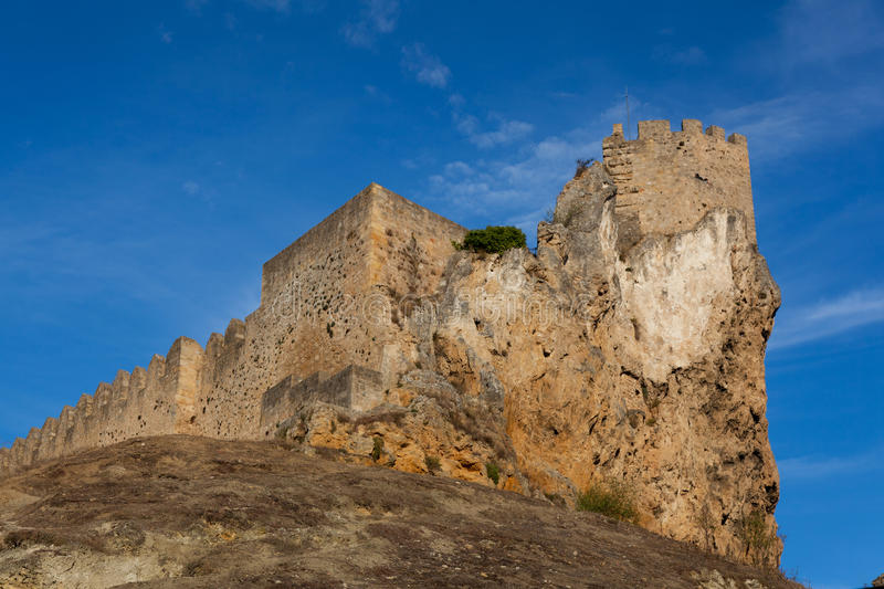 Download Castle Of Frias Stock Photography - Image: 22000682