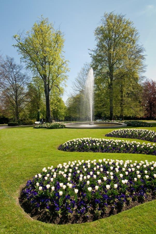 Download Castle garden stock photo. Image of ornamental, czech - 15276480
