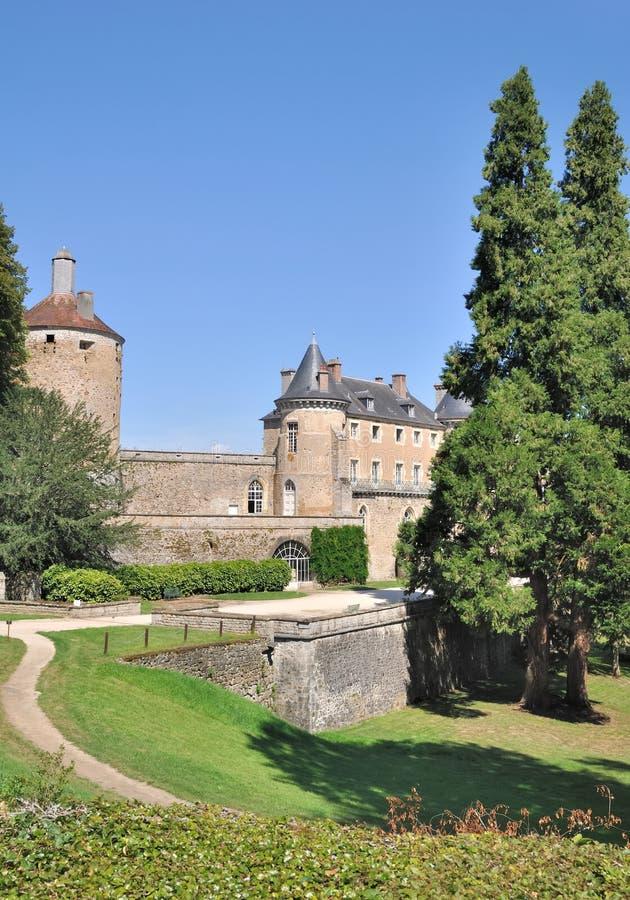 Download Castle Garden Stock Photo - Image: 34096880
