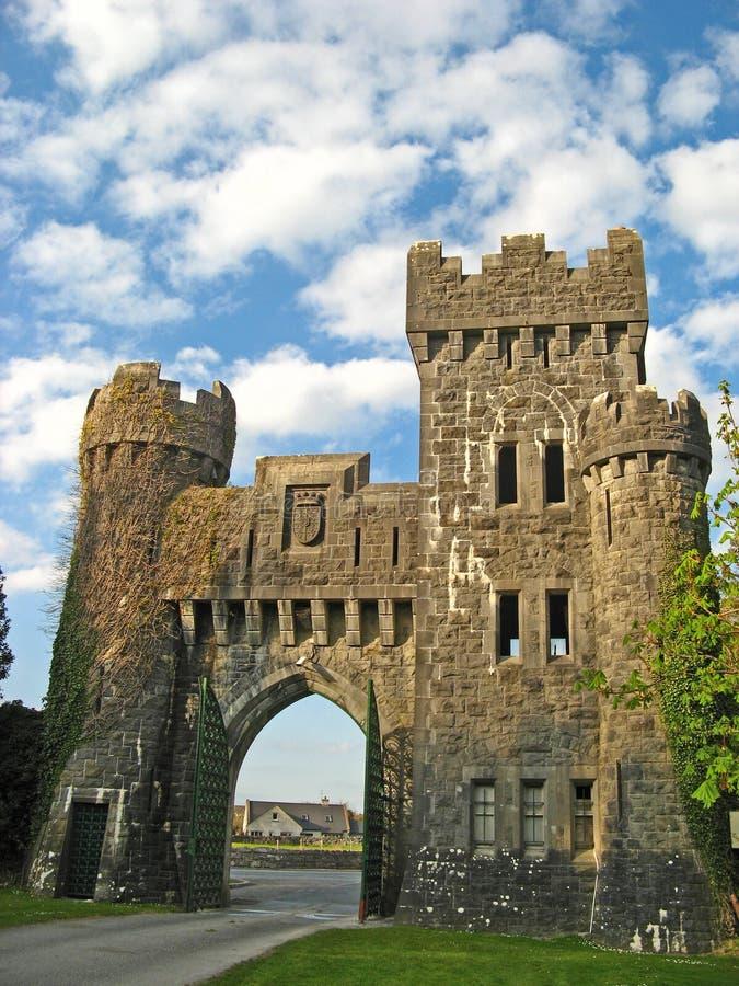 Download Castle Gate 01 stock photo. Image of irish, historic, gate - 6372556