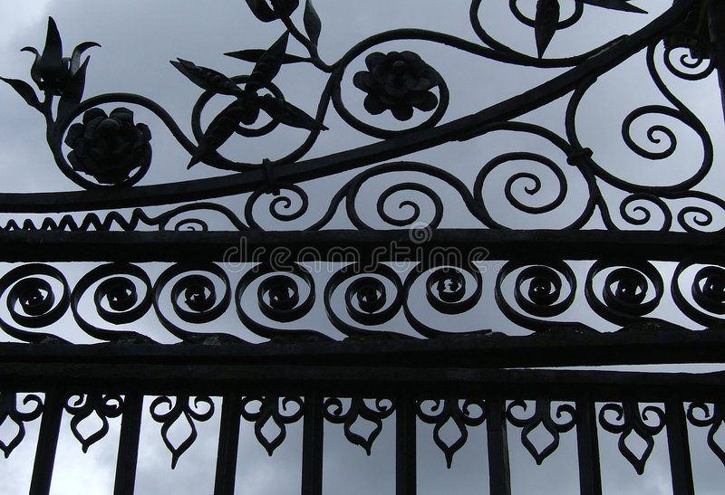Download Castle Gates Stock Photography - Image: 178922