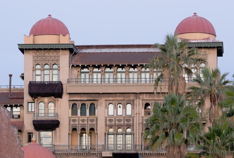 Castle Green Pasadena High Dynamic Range stock photography