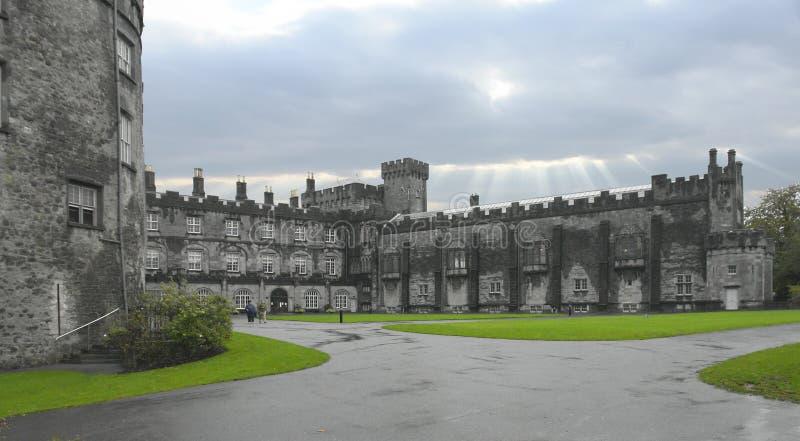 castle grounds stock photos