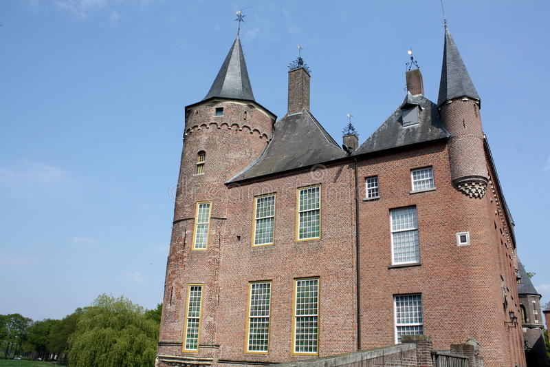 Castle Heeswijk stock images