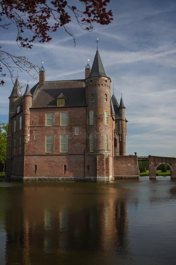 Castle of Heeswijk stock images