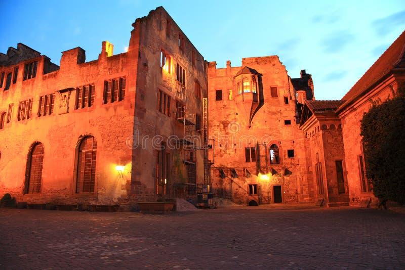 Castle Heidelberg.Germany stock photos