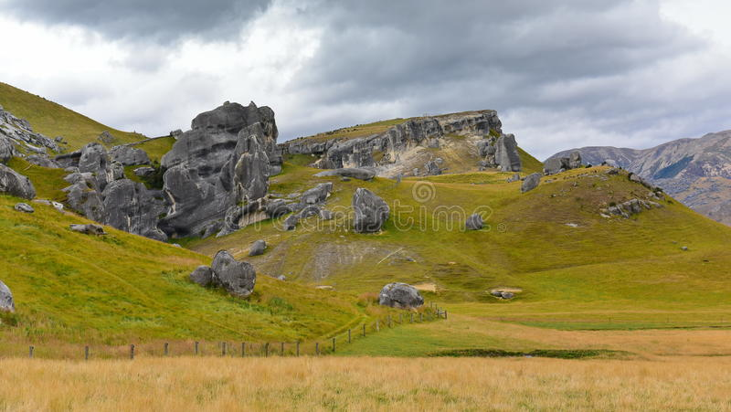 Castle Hill, Famous For Its Giant Limestone Rock ...