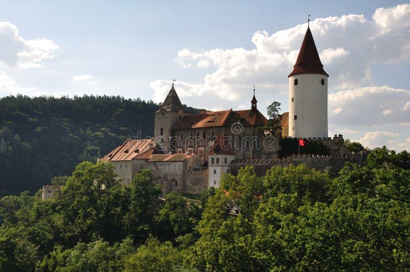 Castle at hilltop