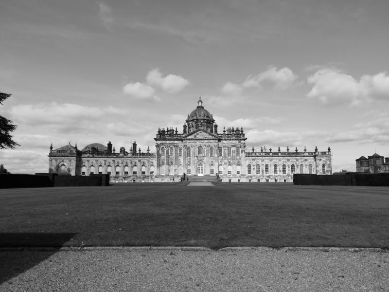 Castle Howard in North Yorkshire. England United Kingdom stock photo
