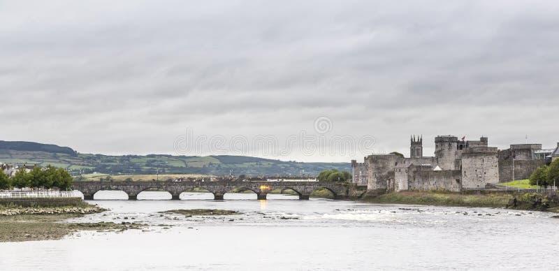 Castle Johnβασιλιάδων στοκ εικόνες