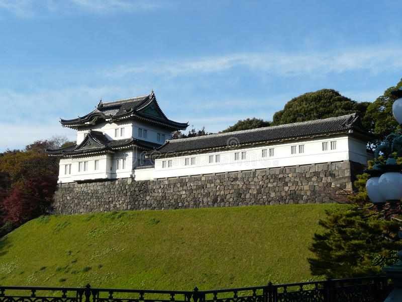 Download Castle Keep At Imperial Palace In Tokyo Japan Stock Photo - Image: 22764330