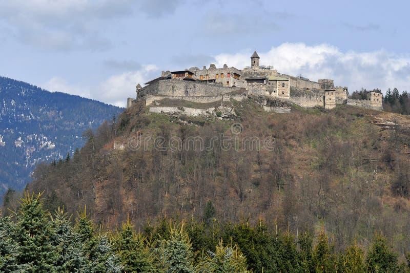 Castle Landskron,Alps,Austria Stock Photography