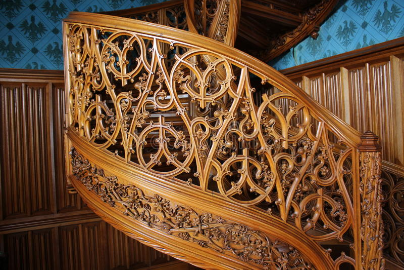 Download Castle lednice ladder stock photo. Image of culture, republic - 26611196
