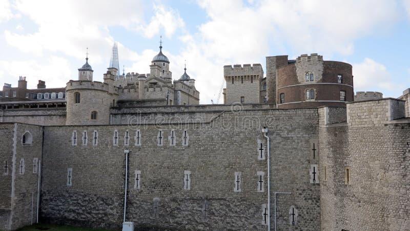 Castle in london