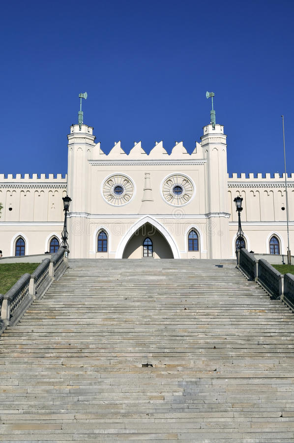 Download Castle Of Lublin In Poland. Stock Photo - Image: 20380070