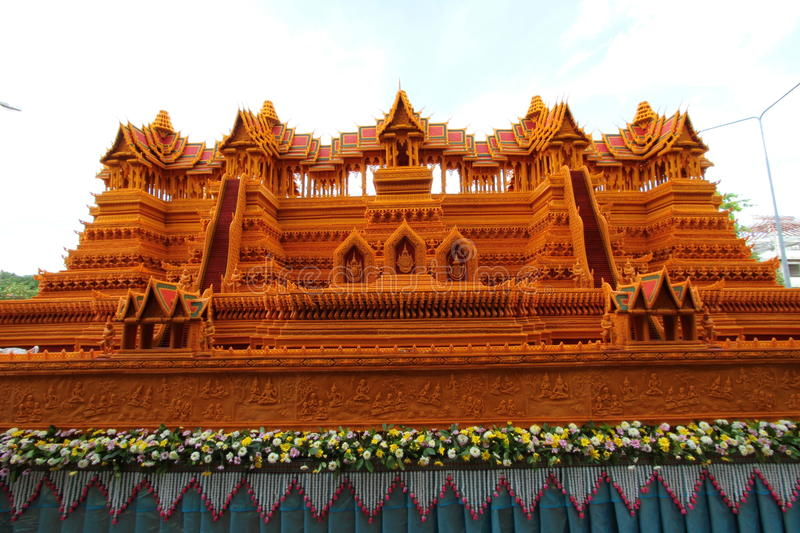 Download The Castle Is Made of Wax Stock Image - Image: 27509743