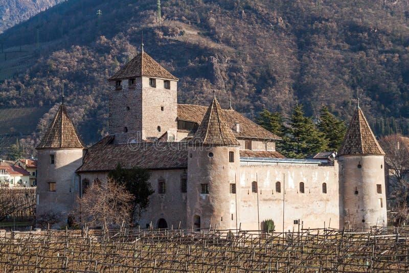 Download Castle Mareccio, Bolzano, Italy Stock Image - Image: 28753797