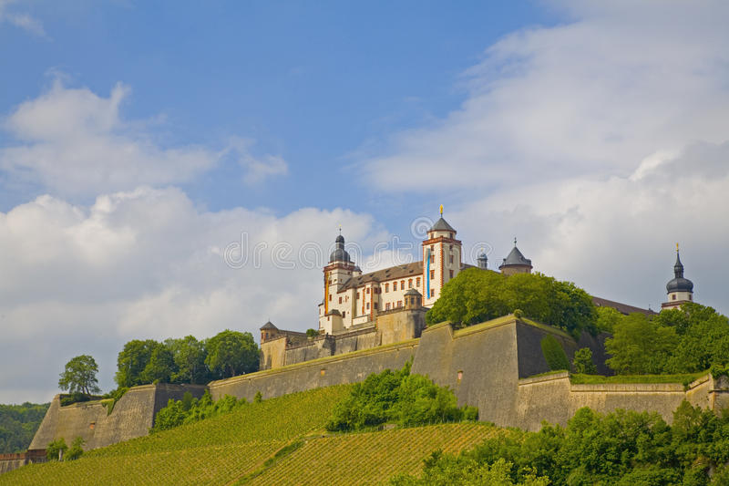 Download Castle Marienberg stock image. Image of capital, district - 13401267