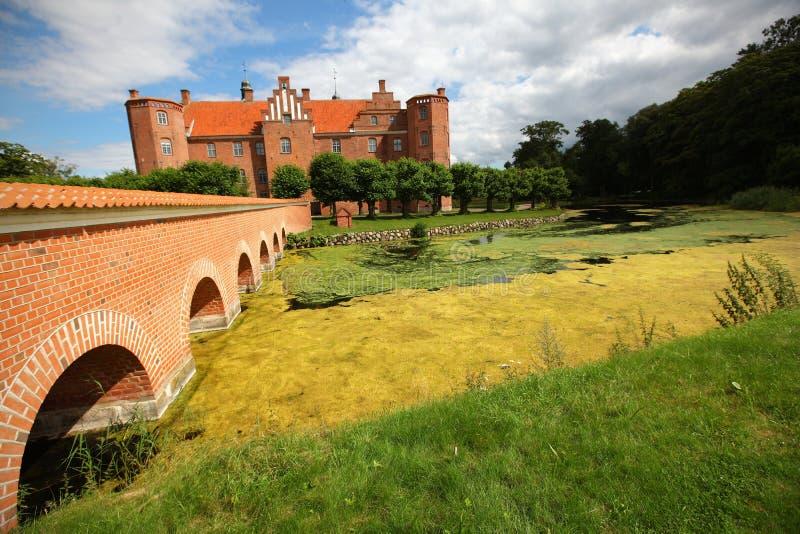 Download Castle, Medieval Fort In Denmark Stock Photo - Image: 21091242
