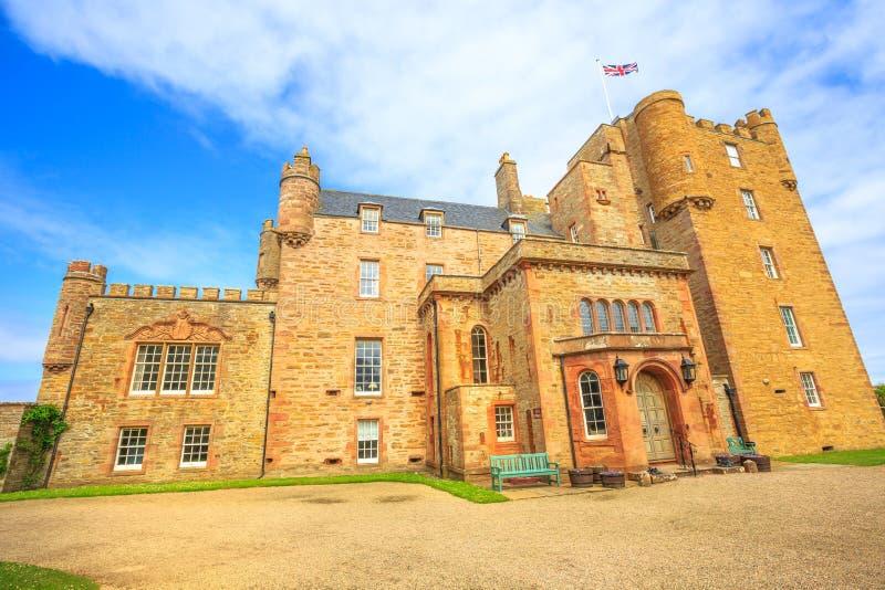 Castle Mey στοκ εικόνα