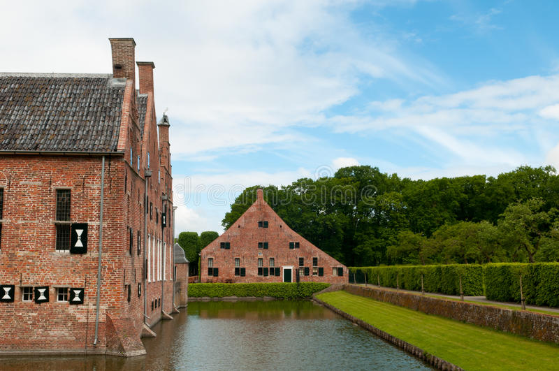 Download Castle Moat Royalty Free Stock Image - Image: 19721706