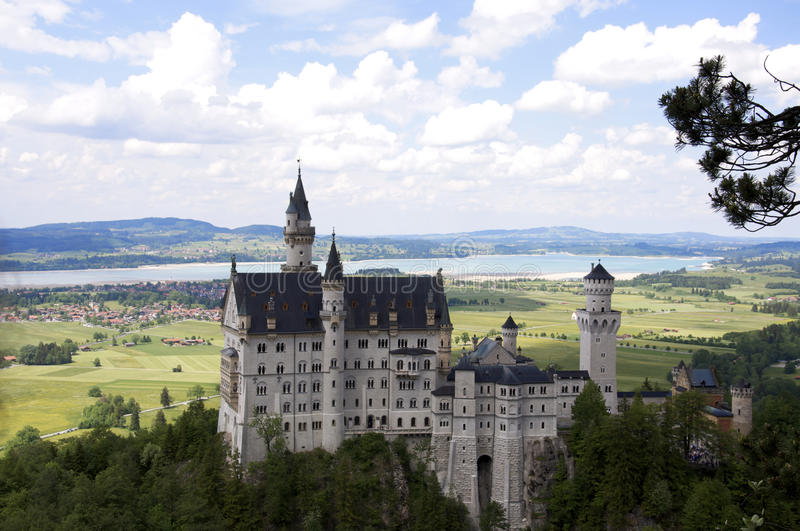 Download Castle in Munich stock image. Image of germany, forest - 19621861