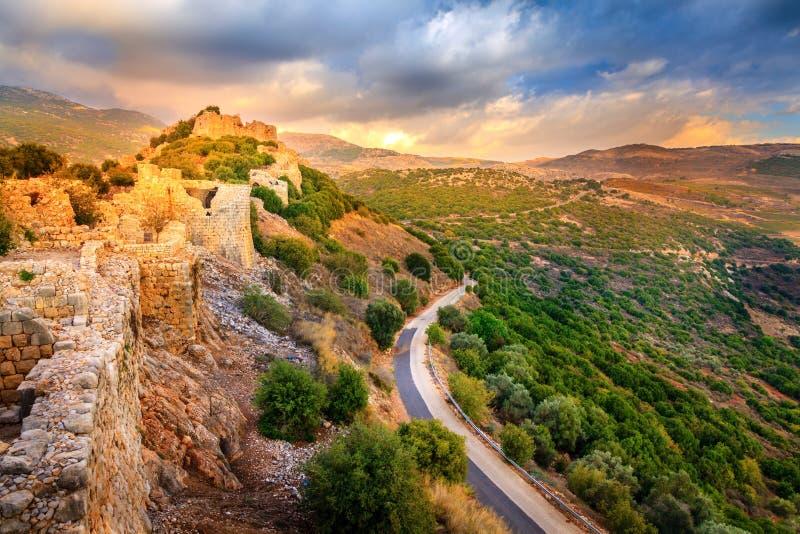 Download Castle Nimrod stock photo. Image of landscape, history - 37003892