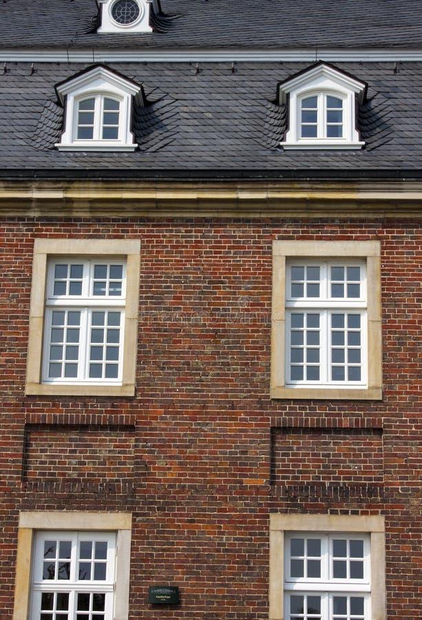 Castle Nordkirchen royalty free stock photos