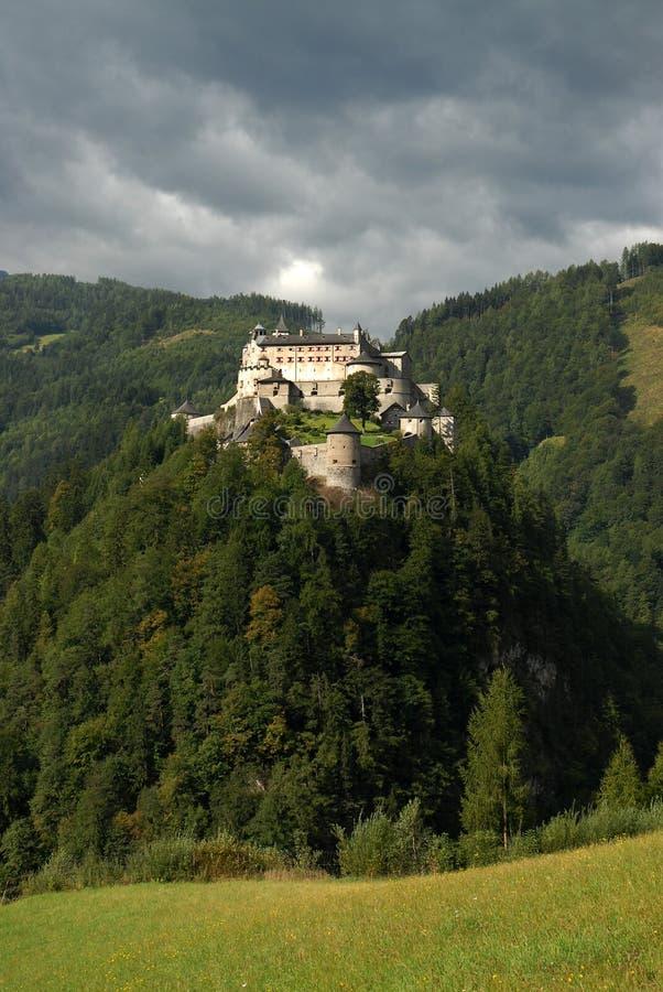 Free Castle Of Werfen, Austria Stock Photos - 2197473