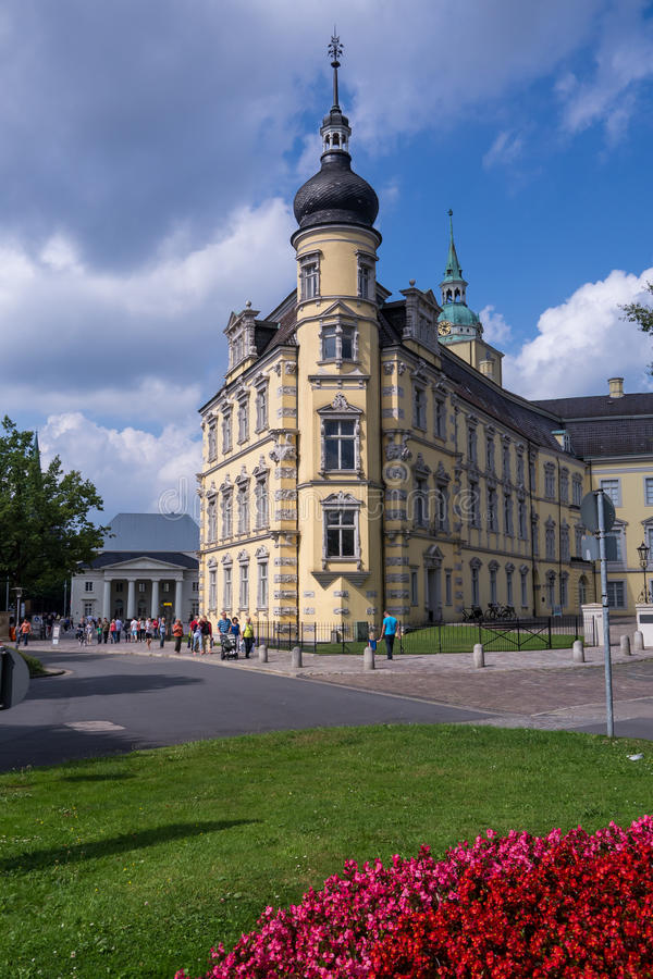 Download Castle In Oldenburg Royalty Free Stock Photos - Image: 33852128